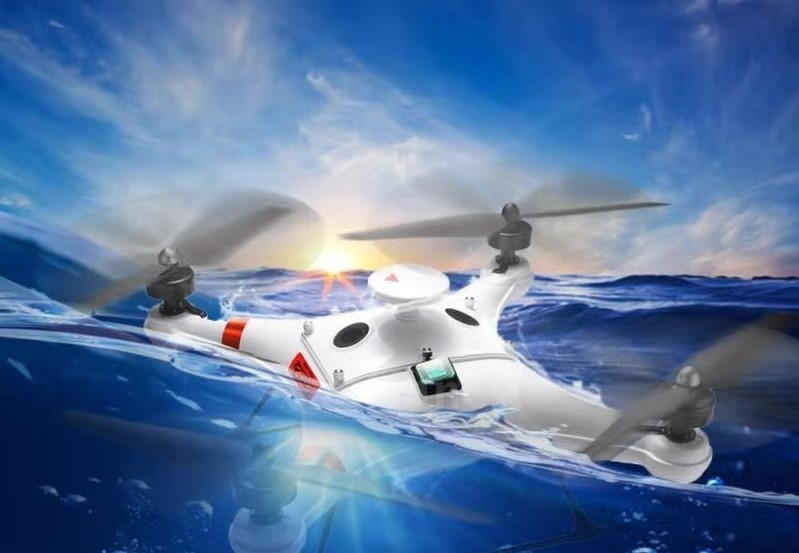 How To Use A Poseidon 480 Drone For Fishing?